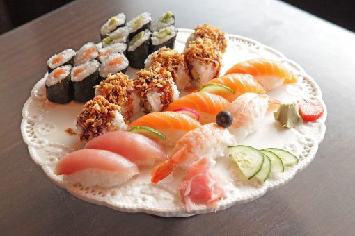 Specialites coreennes Sushis Vaud